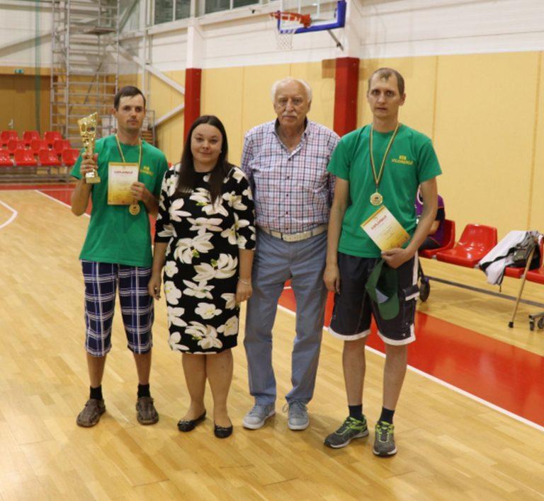 Ukmergėje surengtas šalies neįgaliųjų Boccia čempionatas