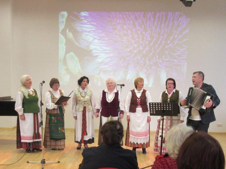 Dalyvavome tarptautiniame festivalyje