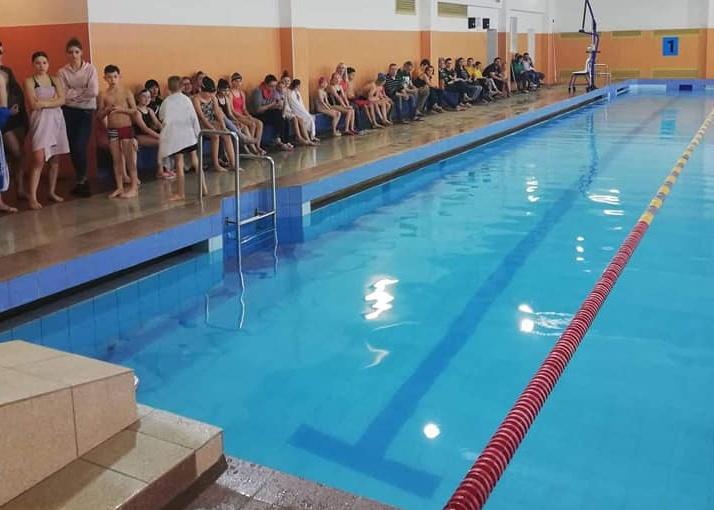 Naujametinės plaukimo varžybos
