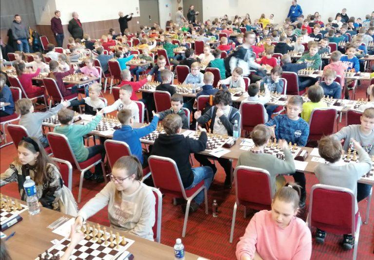Jaunųjų sportininkų pergalės šachmatų Lietuvos čempionate