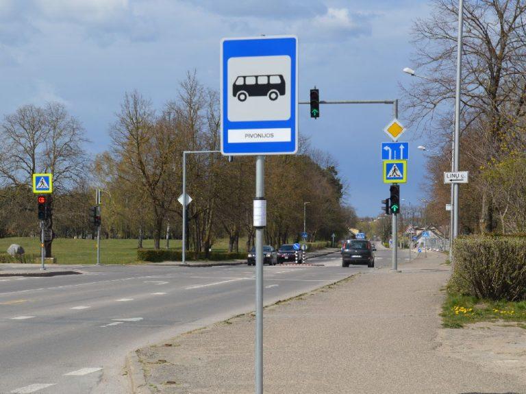 Grįžta miesto maršrutiniai autobusai