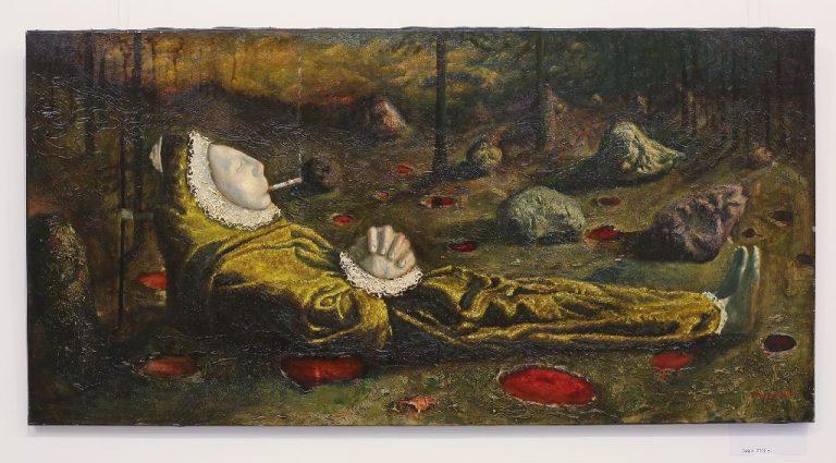 Kviečiame į virtualią Nojaus Petrausko parodą