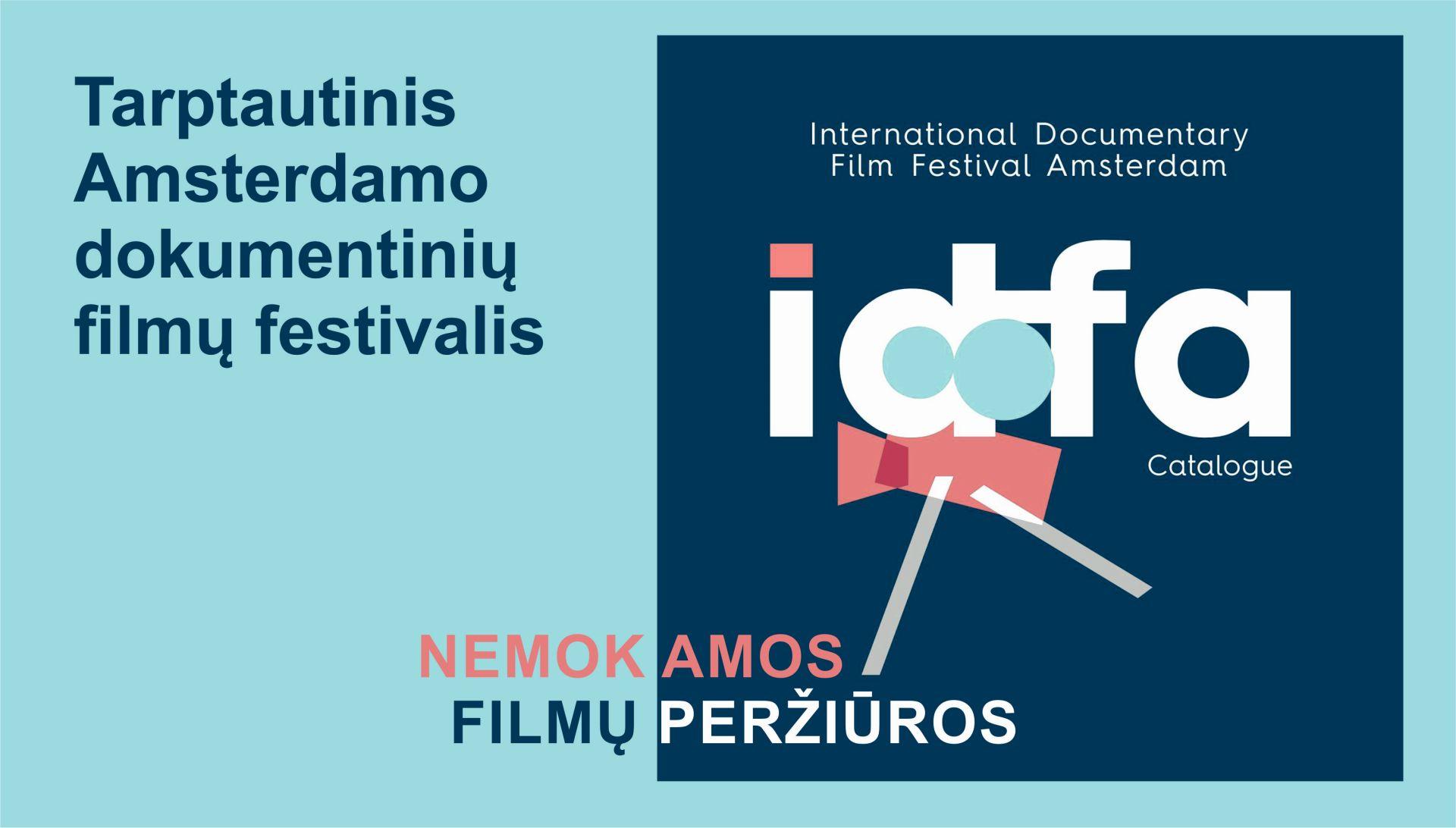 Pažiūrėkite Amsterdamo dokumentinio kino festivalio filmus