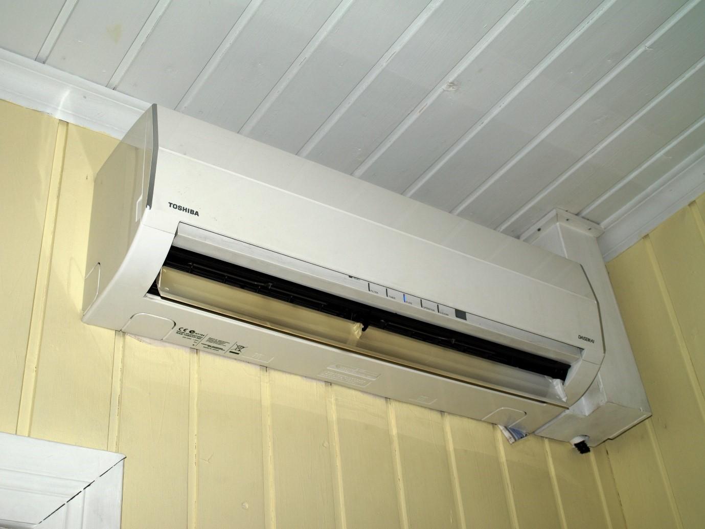 Oro kondicionierių montavimas: pačiam ar su specialistais?