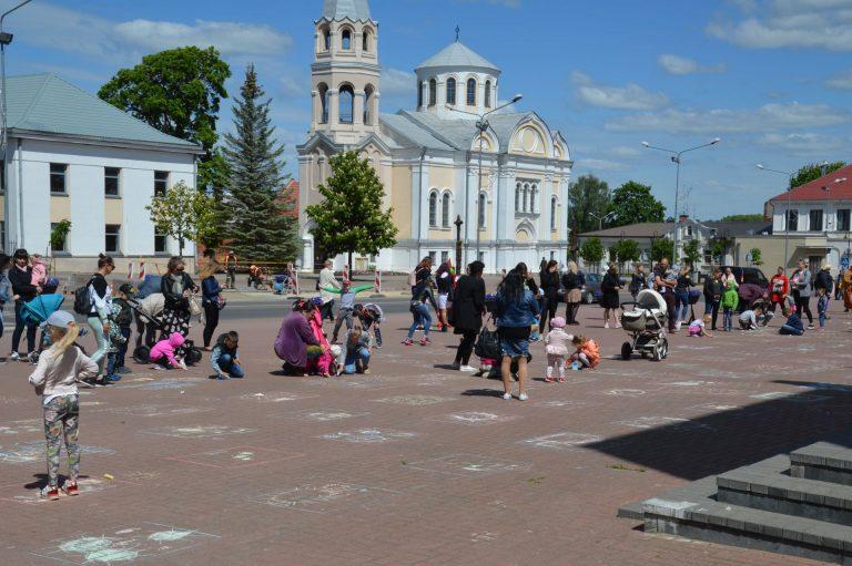 Pirmąją vasaros dieną – šventė vaikams ir koncertai
