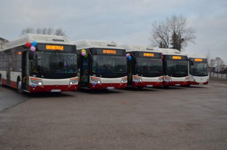 Miesto autobusų grafikas