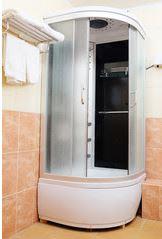 Tipinės dušo kabinos